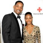 Zum Artikel Will Smith bringt seine Frau zum lachen