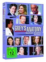 """Zum Artikel Die TV-Ärzte sind zurück: Gewinnt ein DVD-Package von """"Grey's Anatomy"""" und """"Private Practice"""""""