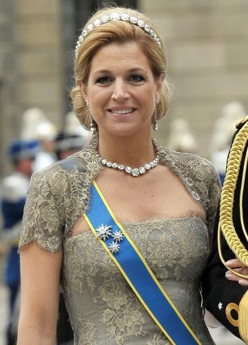 Bild von Prinzessin Maxima der Niederlande