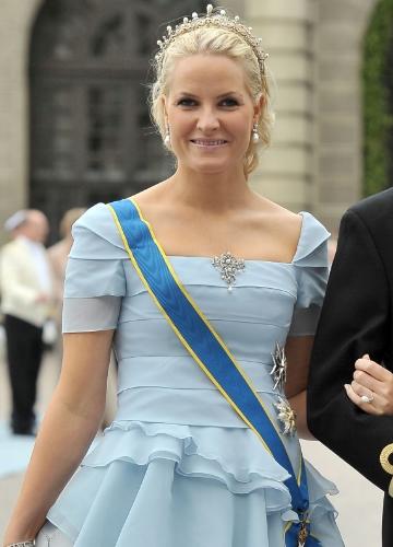 Bild von Prinzessin Mette-Marit von Norwegen